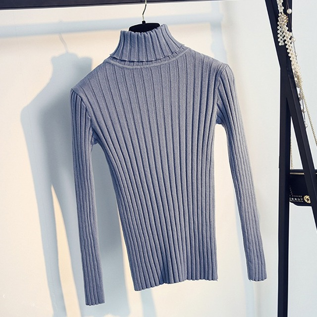 Apricot Soft Sweater For Women Turtleneck Thin Pattern Sweaters And Pullovers Tricot Pull Femme Tops Jersey Jumpers 1