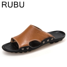 2017 Flip Flops Men Sandals Summer Shoes Casual Seaside Beach Slides Men s Brand Designer chanclas