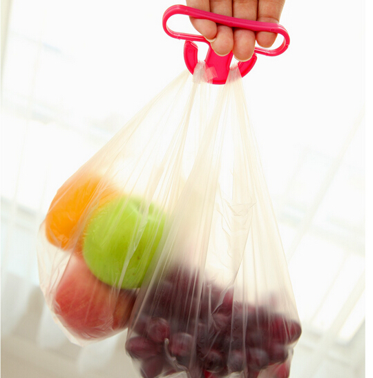 2pcs/lot  Convenient bag hanging bag is quality mention dish is carry bags Kitch