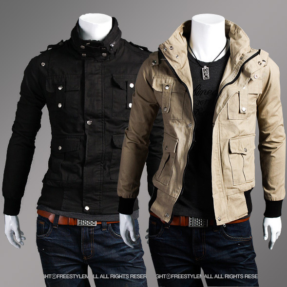 Online Shop Free Shipping Hot Men's Jackets,Male fashionable ...