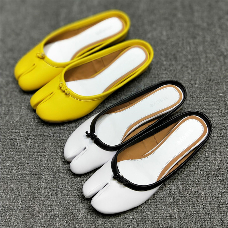 Casual Mujer Plat Chaussures Pantoufle 2018 Femme Sandalias As as Style Pic Piste Zapatos Mode Nouveau Sapato Feminino Scission Orteil Pic qzMVSUp