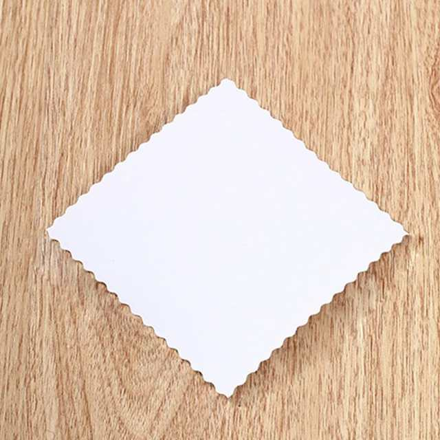 12pcs Lot Car Clear Electrostatic Paste Film Non Sticker Windshield Patch For Inspection License Pass Permit Tax Payment Proof S