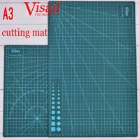 Pvc Cutting Mat A3 Craft Dark Green Patchwork Tools Cutting Pad Craft Cutting Board 30cm 45cm
