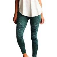 Hot Sale Women Pants Plus Size Casual High Waist Stretch Pencil Pants Women Slim Fit Ladies