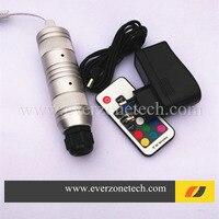 3 w IR LED Chicote De Fibra Óptica com Cores RGB de Fios de Luz de Fibra Óptica De Plástico