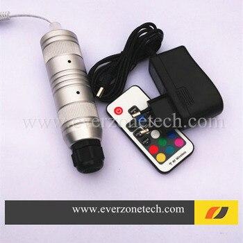 3w IR LED Fiber Optic Whip with RGB Colors for Plastic Optical Fiber Light Strands