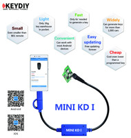 Keydiy Mini KD Mobile Key Remote Maker Generator For Android And IOS System
