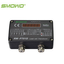 high precision digital load cell/sensor amplifier/transmitter RW-PT01D precision 0.1%