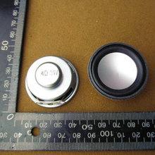 1pcs/lot   Round Micro Speaker Diameter 40mm 4Ohm 4R 3W Free shipping 30192