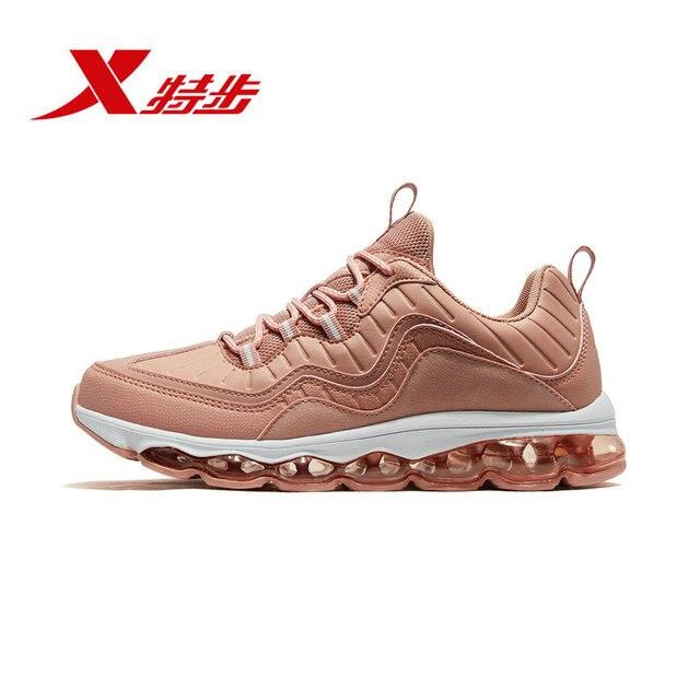 881118119287 Xtep/2019 женская обувь для старого папы, женские кроссовки, уличная спортивная обувь для бега для женщин, оптовая продажа обуви