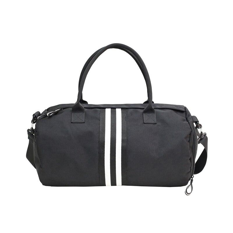 Amasie diseño Simple de gran capacidad mujeres Unisex bolsa de viaje Bolso grande de los hombres Cauasl bolsa EGT0202