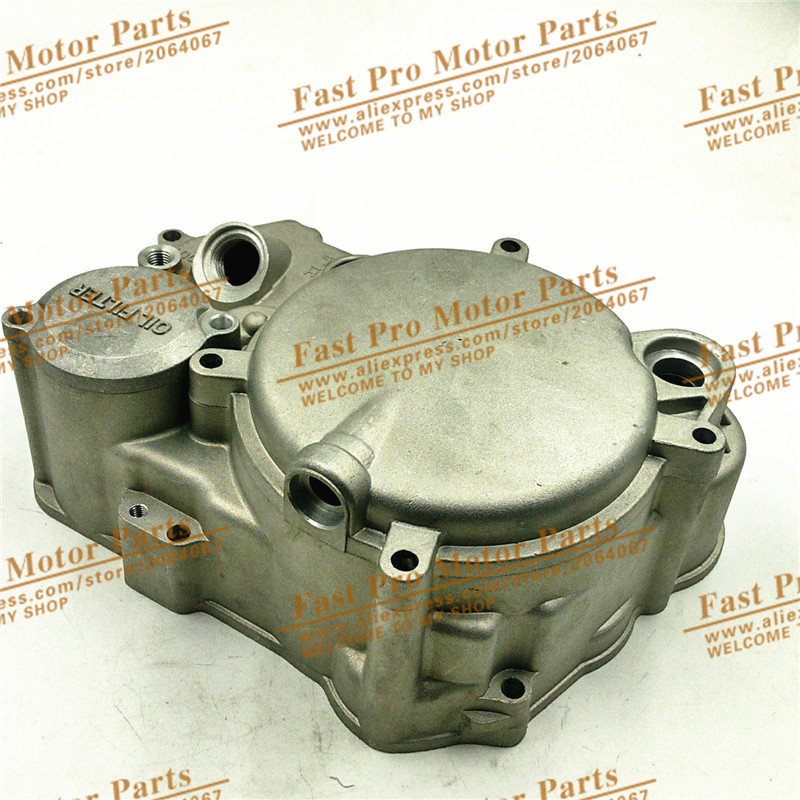 YinXiang YX160 Engine Right Side Cover Clutch shell cap dirt pit bike motocross Kayo Apollo spare parts yinxiang yx140 140cc engine clutch assembly yx 140 oil cooled engine parts chinese kayo apollo bse xmotos dirt bike pit bike