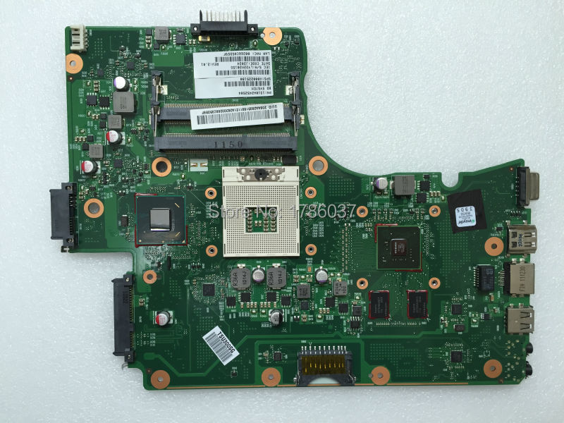 Free Shipping V000225180 6050A2452501-MB-A01 for Toshiba Satellite C650 C655 motherboard,All functions 100% fully Tested! free shipping a000241240 for toshiba satellite p70 p70 a p75 p75 a dabdbdmb8f0 motherboard all functions 100% fully tested