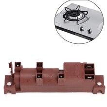 220-240 В газовая плита переменного тока импульса воспламенитель с четыре терминала соединения Безопасный инструмент высокое качество