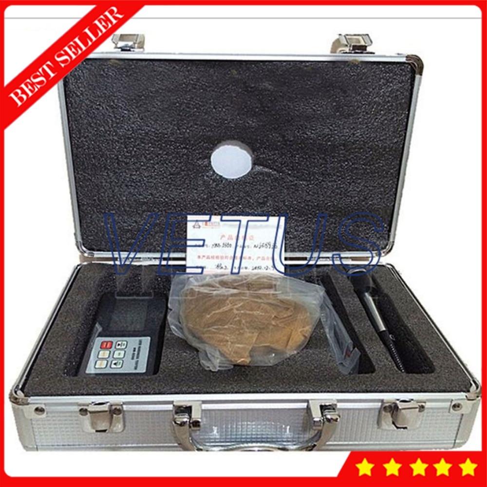 HM6560 Leeb Hardness Tester Digital hardness meter Portable DurometerHM6560 Leeb Hardness Tester Digital hardness meter Portable Durometer