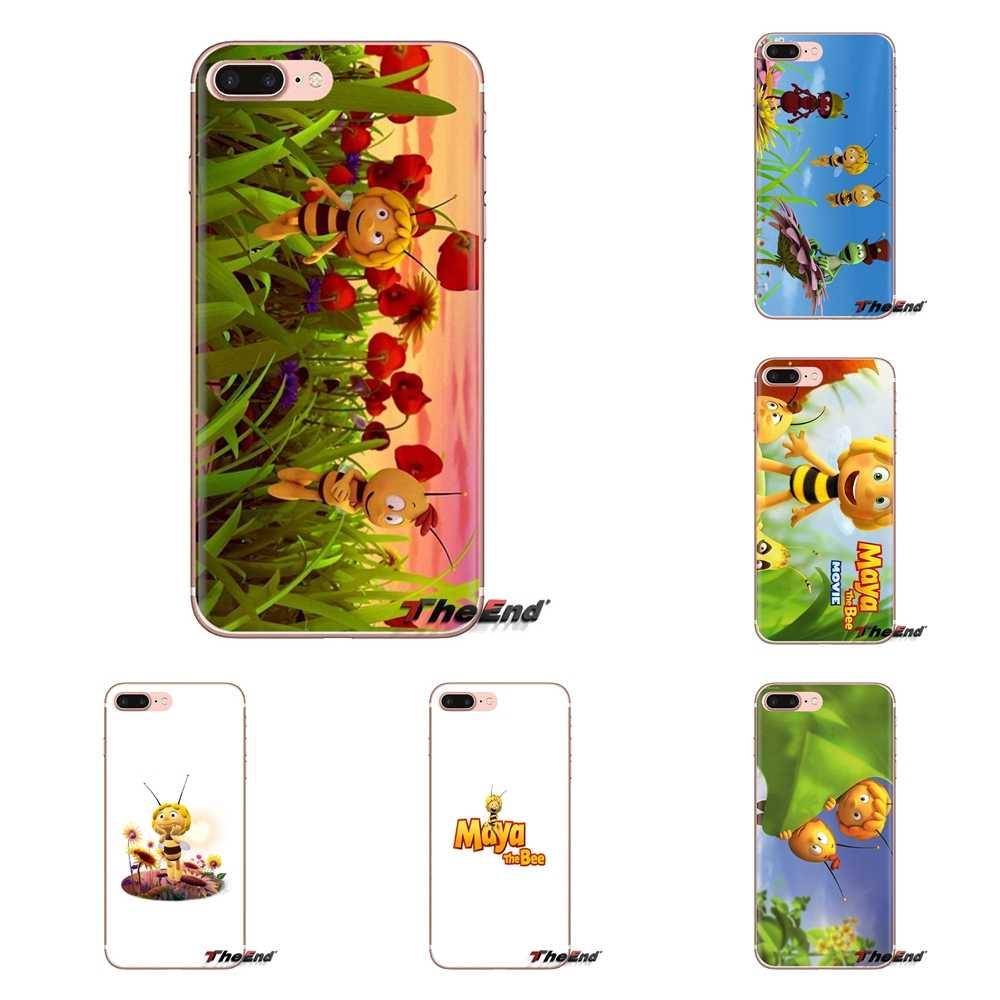 HOP volare maya the bee Movie 2014 Per iPod Touch di Apple iPhone 4 4S 5 5S SE 5C 6 6S 7 8 X XR XS Più MAX Silicone Cassa Del Telefono Del Sacchetto