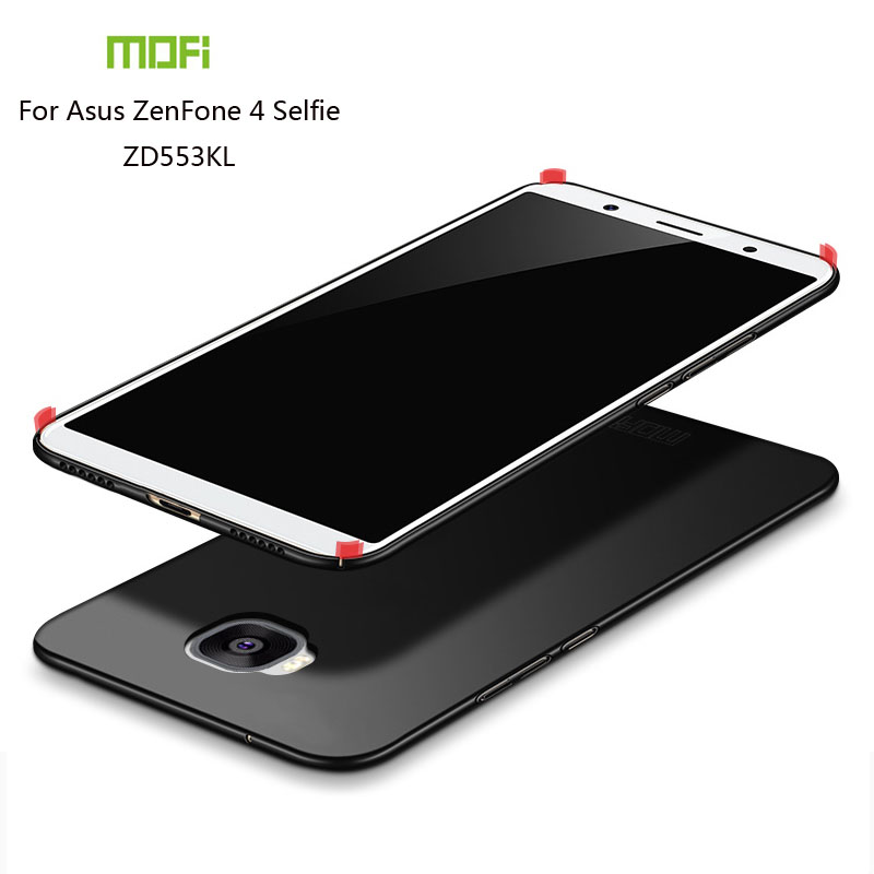 Pour Asus ZenFone 4 selfie ZD553KL Couverture Cas MOFI PC Hard Case Pour Asus ZenFone 4 selfie ZD553KL Téléphone Shell