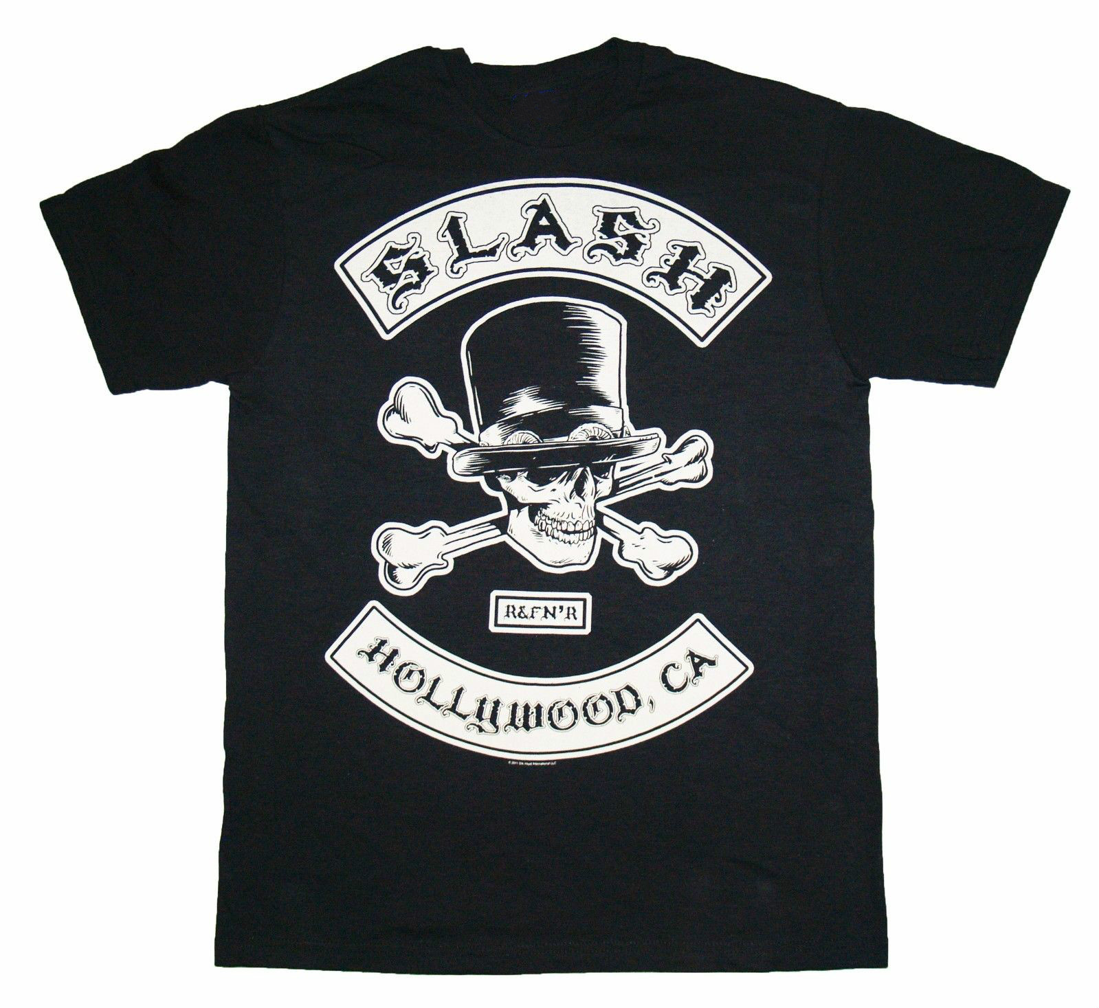 Gildan SLASH Hollywood T SHIRT Medium Brand New Official T Shirt Guns N Roses comprar camisetas de futbol