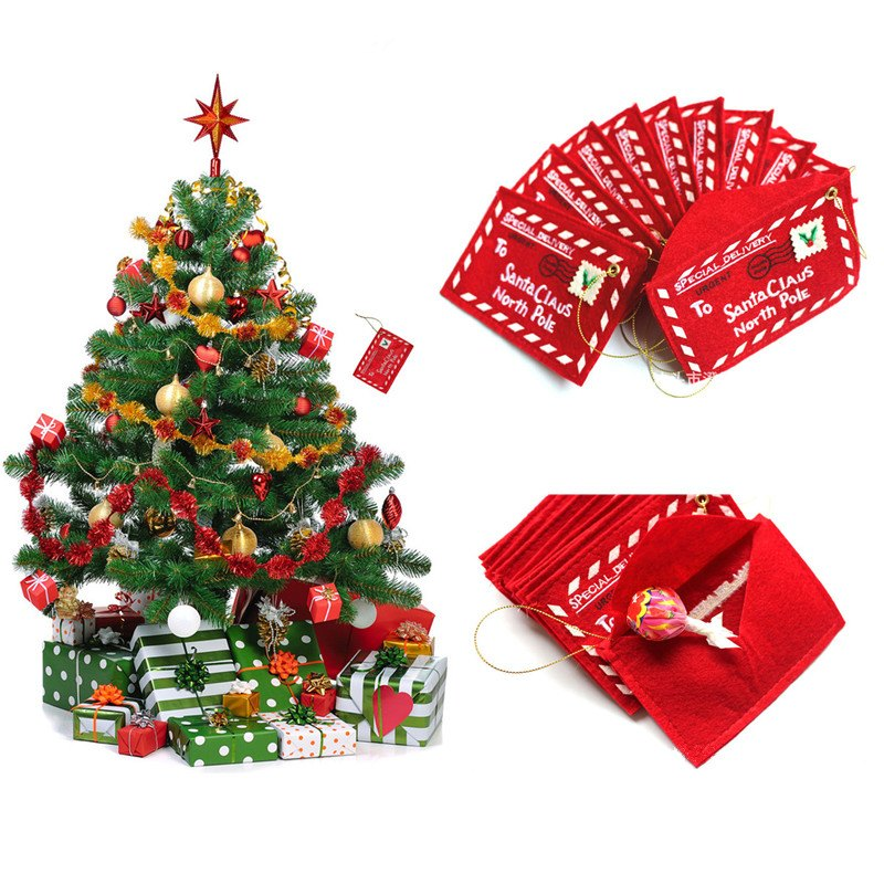 2017 hot sale fashion new year decoration 10pcs set for After christmas christmas decoration sales