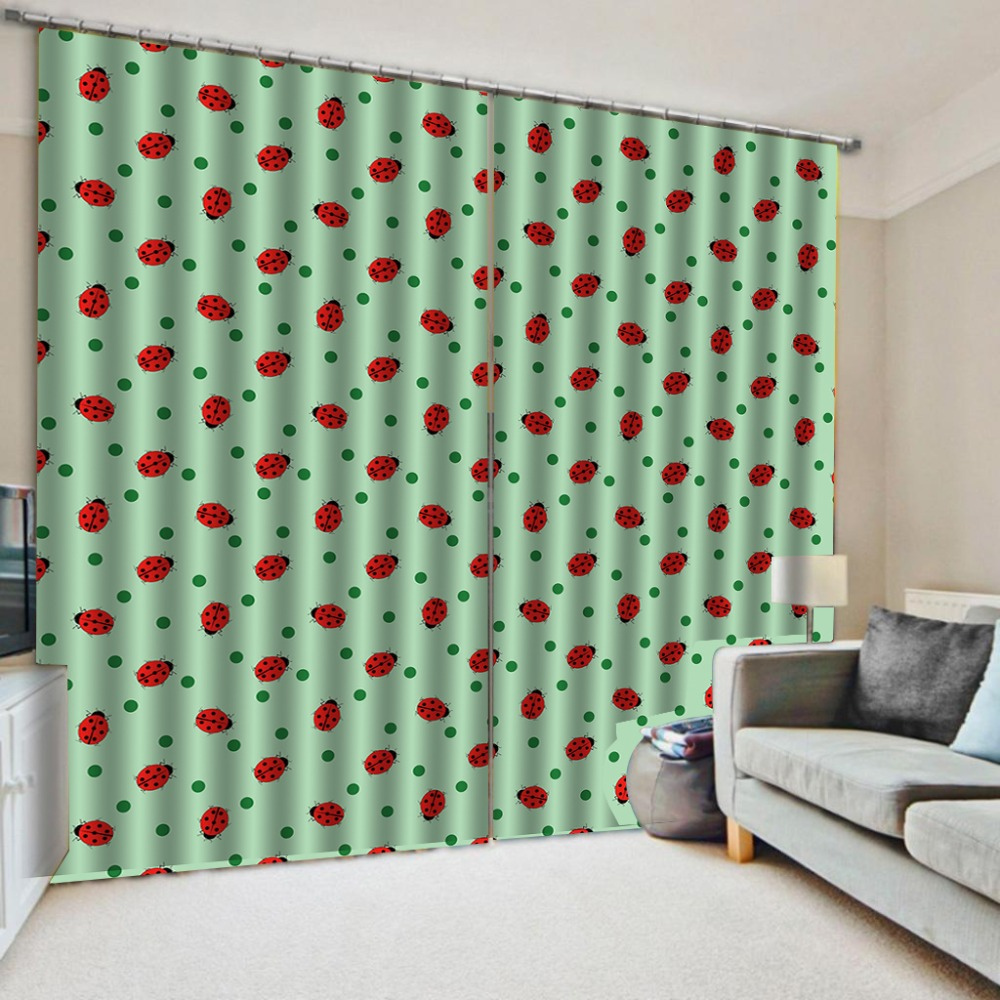 green red curtains 3D Curtain Luxury Blackout Window Curtain Living Room  Blackout curtain  green red curtains 3D Curtain Luxury Blackout Window Curtain Living Room  Blackout curtain