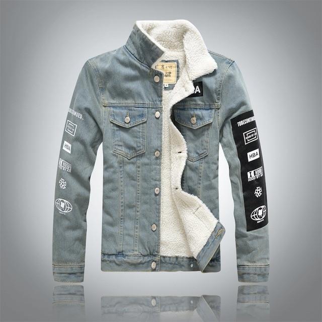 Aliexpress.com : Buy Luxury Man Casual Slim Fit Denim Jeans Men ...