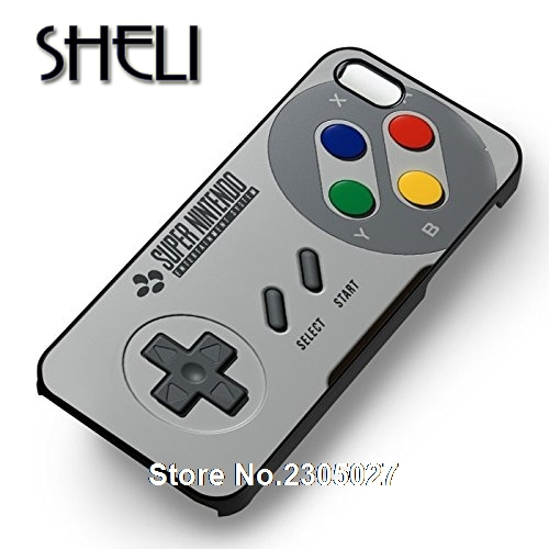 best service 44e24 6626c US $2.49  SHELI Game Controller case cover for iphone 5s 5c SE 6 6s 6plus 7  7plus Samsung galaxy note7 s3 s4 s5 s6 s7 edge-in Fitted Cases from ...