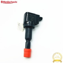 IGNITION COIL BOOTS CONNECT SPARK PLUGS WITH RESISTANCE FOR Japanese Car II JAZZ 1.3 1.5 (02-) CM11-110 CM11-116 30520-PWC-003