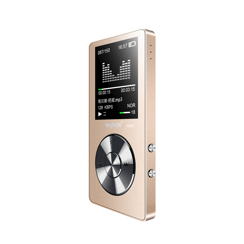 Mahdi MP3 플레이어 8 기가 바이트 스포츠 HIFI MP3 - 휴대용 오디오 및 비디오 - 사진 2