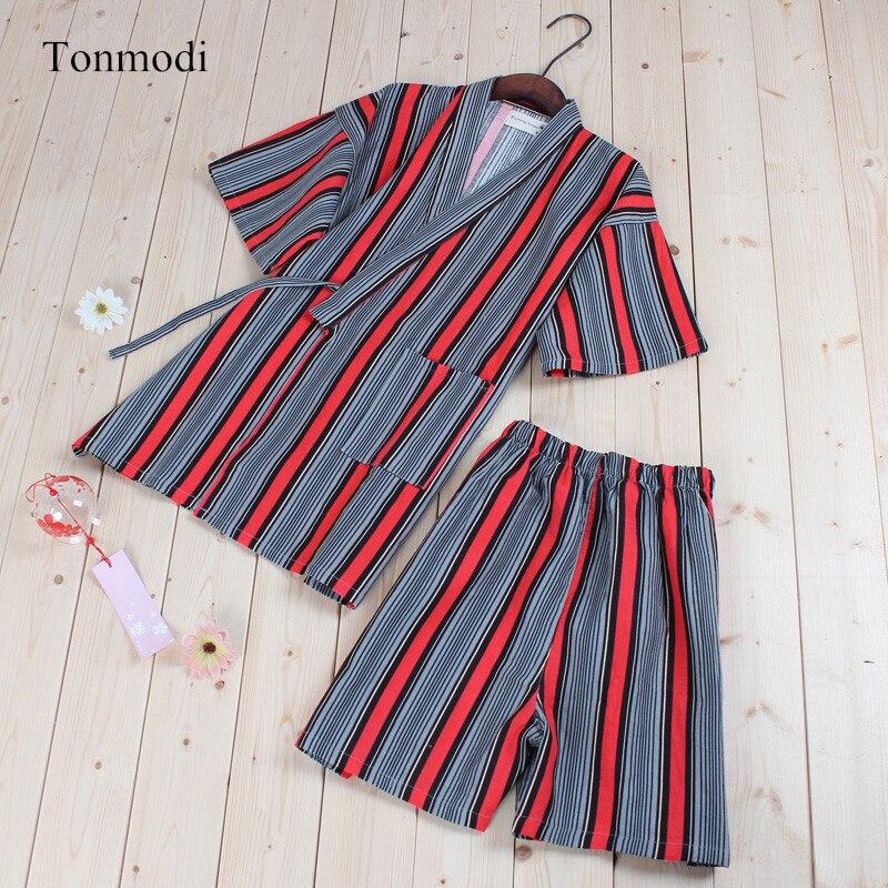 Women's pajamas Summer Short sleeve Love Sleepwear Men Cotton Pajamas thin Ladies Sleep lounge Pajama Set