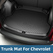 All Weather Custom Fit Cargo Trunk Liner Floor Mat For Chevrolet CRUZE Captiva MALIBU TRAX EPICA MALIBU-XL