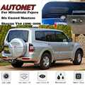 AUTONET Backup Rear View camera For Mitsubishi Pajero Sfx Exceed Montero Shogun V60 1999~2006 CCD/Night Vision/parking Camera