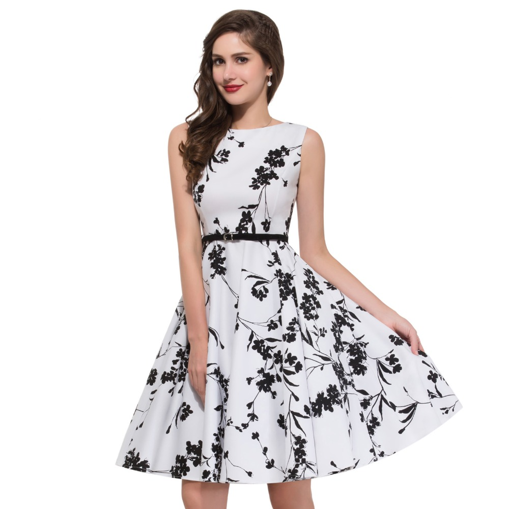 21 designs women plus size rockabilly vintage dresses floral print 21 designs women plus size rockabilly vintage dresses floral print party swing dress 50s 60s dots pinup evening prom gown d6086 in dresses from womens ombrellifo Gallery