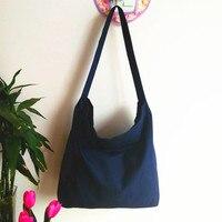 Южная Корея твердые супер емкость холст сумка сумки женские сумки молнию сумки школа