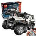 New LEPIN 23011 2816Pcs Technic Series Off-road vehicle Model Building Kits Block Bricks Compatible Toys  boy brithday gifts