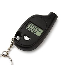 Portable Digital Tire Pressure Tester with LCD Display Procession Tool 3-150 PSI Safety
