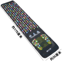 Foot Mat Plastic Stone Pad Health Road Fitness Walking Carpet Acupuncture Foot Leg Pain Relieve STOCK