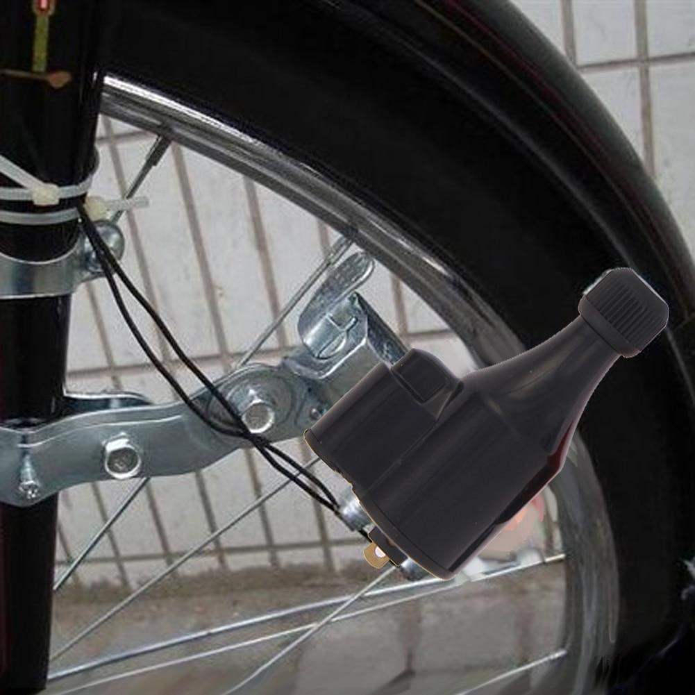 New Bicycle Dynamo Lights Set Bike Cycle Safety No ...