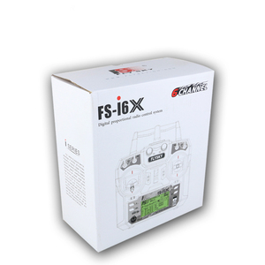 Image 4 - Flysky FS i6X 2.4 2.4ghz 10CH rcトランスミッタラジオセット6ch 8ch 10chレシーバー用rcヘリクワッド飛行機車