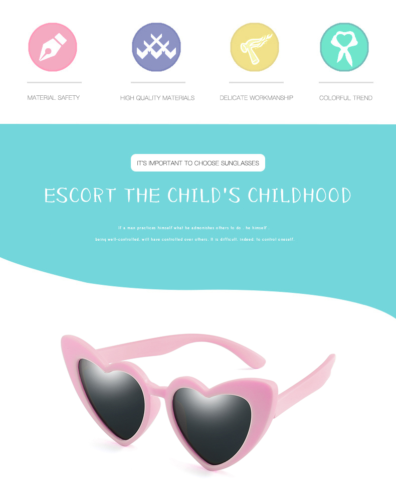 HTB1QBfdacfrK1RjSszcq6xGGFXad - LongKeeper baby girl sunglasses for children heart TR90 black pink red heart sun glasses for kids polarized flexible uv400