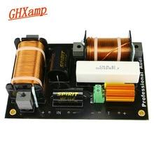 Ghxamp 800W 2 דרך מוצלב הטוויטר בס רמקול מוצלב 2000Hz גבוהה כוח עבור 15 אינץ מקצועי רמקול שלב 1PC