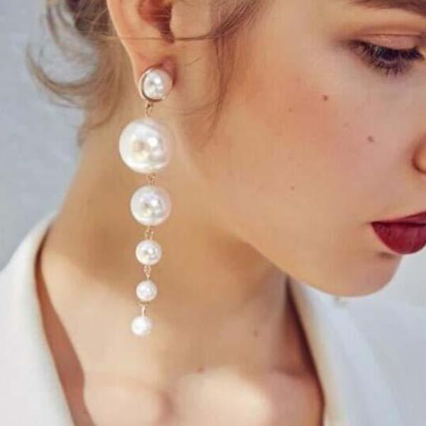 Geometric Stud Earrings...
