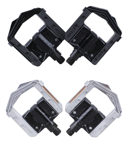 Image 3 - Wellgo F265 Folding Bicycle Pedals MTB Mountain Bike Padel Aluminum Folded Pedal Bicycle Parts
