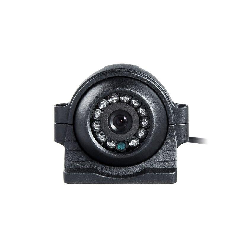 Gision Neue 600tvl 700TVL HD Metall Wasserdichte Rückseite/Front Ansicht-rückseite Auto Duty Kamera für Schwere Bus lkw Van