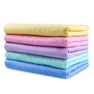 Image 3 - 43*32 Cm Pva Chamois Car Wash Towel Cleaner Car Accessoires Car Care Home Cleaning Haardrooginrichtingen Doek
