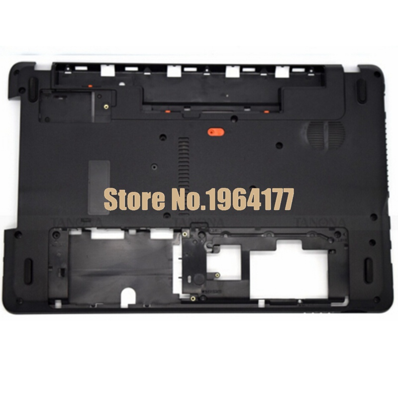 laptop Bottom case For Acer Aspire E1-571 E1-571G E1-521 E1-531 E1-531G E1-521G Base Cover AP0HJ000A00 AP0NN000100 wzsm brand new lcd flex video cable for acer e1 e1 521 e1 531 e1 571 v3 571 gateway nv53 nv55 nv56 laptop cable p n dc02001fo10