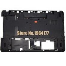 Caso inferior do portátil para acer para aspire E1-571 E1-571G E1-521 E1-531 E1-531G E1-521G base capa ap0hj000a00 ap0nn000100