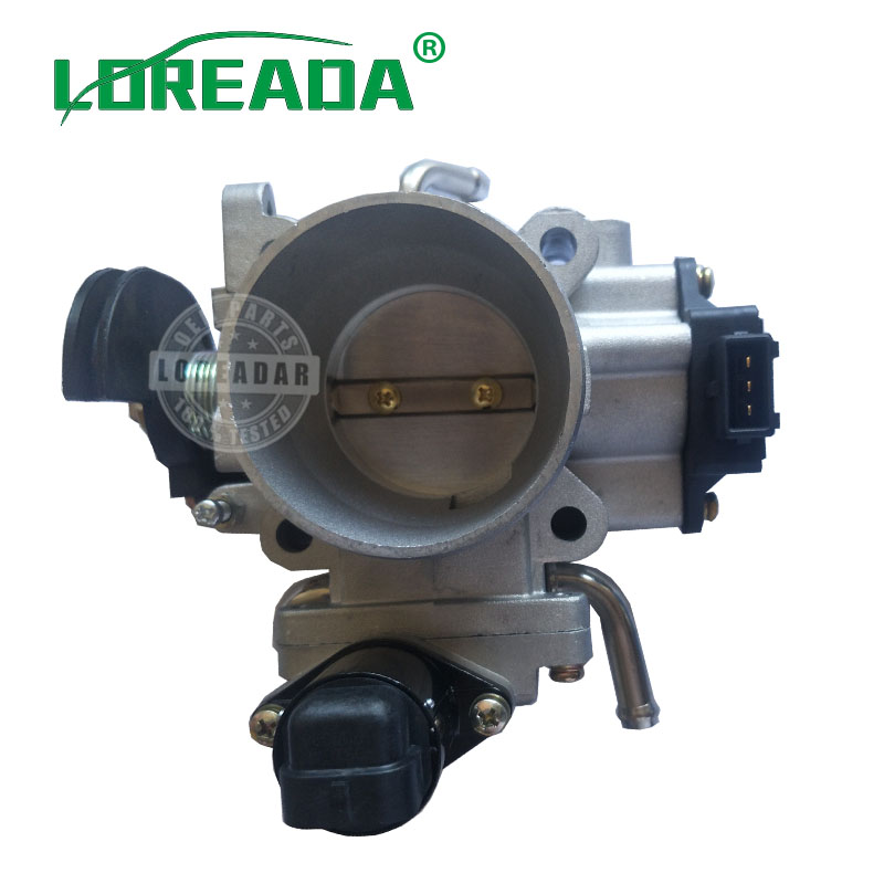 Throttle body Assembly for Dong Feng Fxauto 4G18 UAES system Bore Diameter 50mm