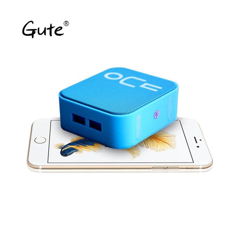 Gute 2018 nuevo popular altavoz inalámbrico Bluetooth altavoz portátil reproductor caja de som portatil alto falante altavoz pb3 var