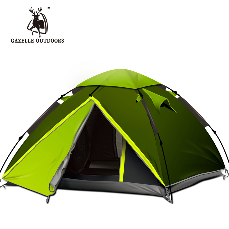 2017 New on sale EA outdoor fully automatic 2-3-4 person hiking beach cycling mountain fishing waterproof outdoor camping tent2017 New on sale EA outdoor fully automatic 2-3-4 person hiking beach cycling mountain fishing waterproof outdoor camping tent