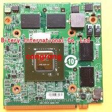 Для acer Aspire 6930 5530G 7730G 5930G 5720G видеокарта для ноутбука nVidia GeForce 9600M GT GDDR3 512MB MXM G96-630-A1